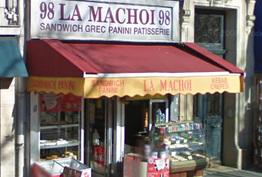 La Machoi Paris 18