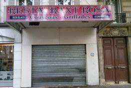 Restaurant Rosa Paris 14