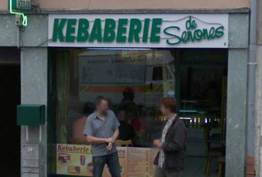 Kebaberie de Senones Senones