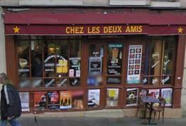 Chez les deux amis Paris 20