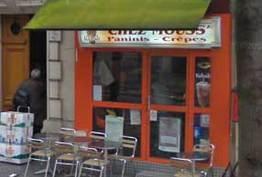 Chez Mouss Paris 20