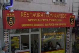 Restauration Rapide Paris 20