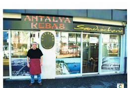 Antalya La-Motte-Servolex