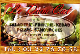 Dom Cat Bray-sur-Somme