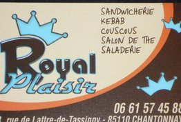 Royal Plaisir Kebab Chantonnay