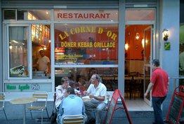La Corne D'or Strasbourg