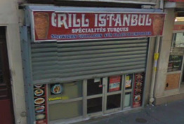 Grill Istanbul Paris 18