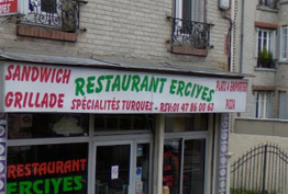 Restaurant Erciyes Colombes