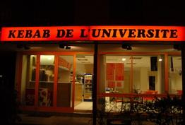 Kebab de L'Université Dijon