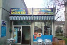 Kebab de l'europe Saint-Louis
