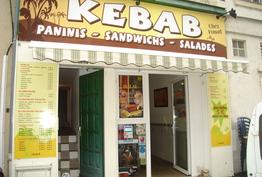Kebab Chez Fouad Angers