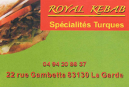 Royal Kebab La Garde La Garde