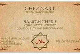 Chez Nabil Lesparre-Médoc
