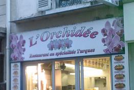L'Orchidée Paris 17