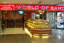 World of Sandwichs Nice