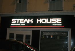 Steak House Nice