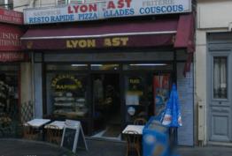 Lyon Fast Paris 12