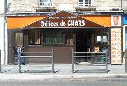 Délices de Chars Chars