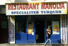 Le Manolya Paris 13