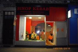 Sinop Kebab Lalevade-d'Ardèche