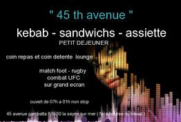 45th avenue La-Seyne-sur-Mer
