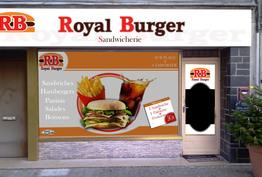 Royal burger Jargeau