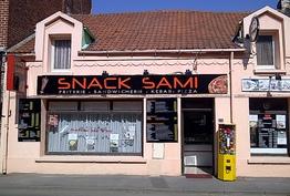Snack Sami Sin-le-Noble