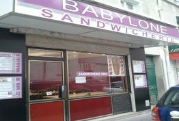 Babylone Sandwicherie Boulogne-Billancourt