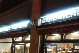 Chez Salem - Boulangerie Sandwich Paris 18