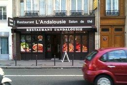 L'Andalousie Paris 10