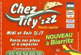 Chez Tity'zzz Biarritz