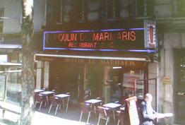Moulin de Marmaris Paris 17