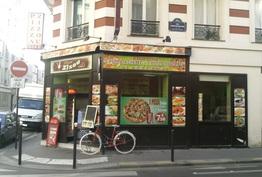 Pizza Zizou Paris 14