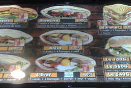 Neo Fast Food Garges-lès-Gonesse
