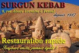 Surgun Kebab Vesoul