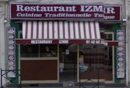 Restaurant Izmir Marseille-en-Beauvaisis