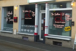 The Sultan Of Pizza Kebab Mulhouse