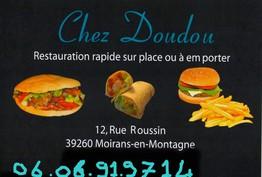 Chez Doudou Moirans-en-Montagne
