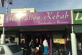 Génération Kebab Mérignac