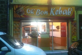 Oh'Bon Kebab 2 Annonay