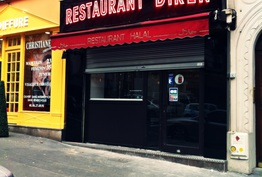 Restaurant Diren Paris 17