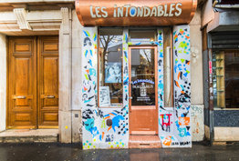 Les Intondables Paris 19