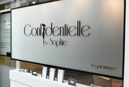 Confidentielle by Sophie Saumur