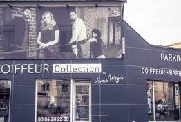 Coiffeur collection Danjoutin