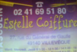 Estelle Coiffure Villevêque