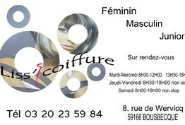 Liss Coiffure Bousbecque