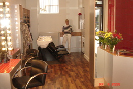 Au petit salon Strasbourg