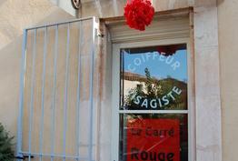 Le carré rouge Roussillon