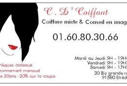 C D Coiffant Etréchy