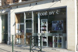 Code by C La-Garenne-Colombes